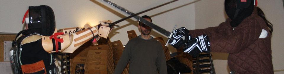 Schwertkampf lernen in Schrobenhausen